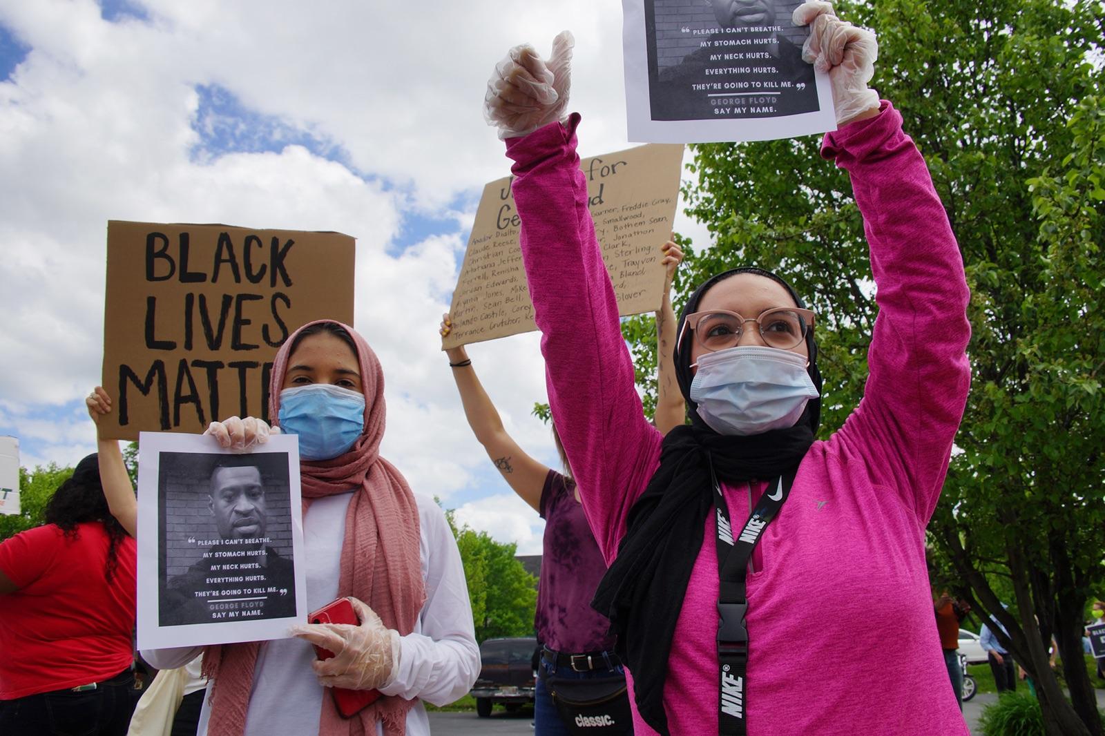 Local Muslim Leaders React to Killing of George Floyd   Wisconsin ...