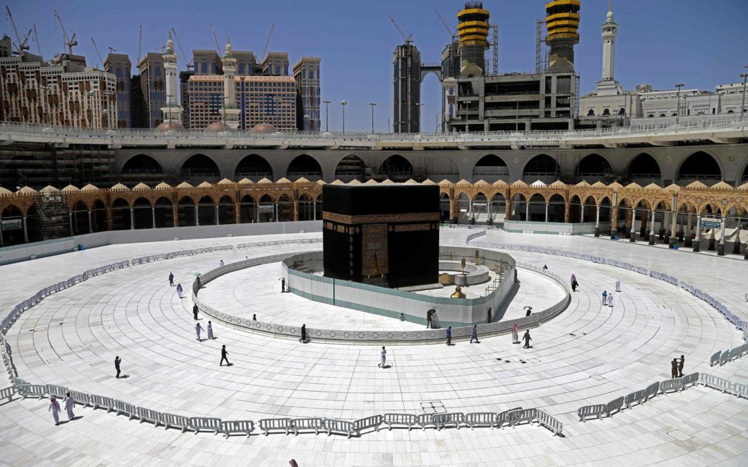 Saudi Arabia imposes strict limits on this year's hajj, dashing the hopes of many pilgrims.