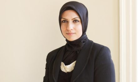 Muslim woman becomes Britain's first hijab-wearing judge