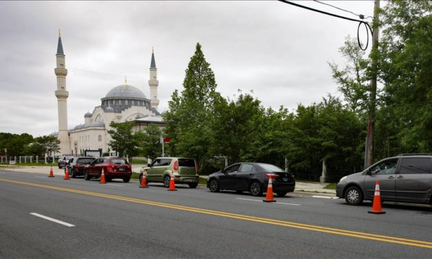 Maryland, NJ hold first Friday prayers amid virus