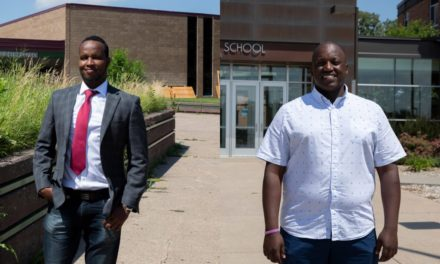 As students, they never had Somali teachers. Now they're Minnesota's first Somali public school principals.