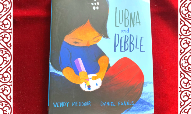 IRC Book Review: Lubna and Pebble