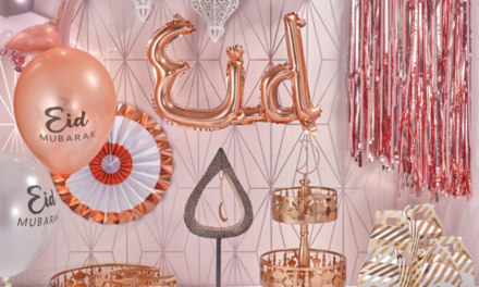 How One Company Is Bringing Muslim Party Decor To The Masses