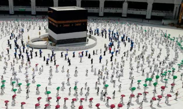 The COVID Hajj