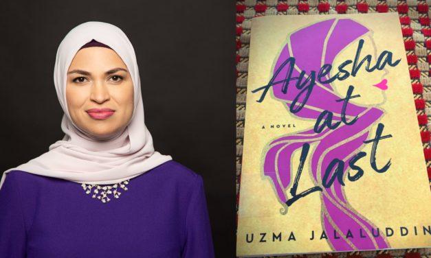 IRC Book Review: Ayesha At Last