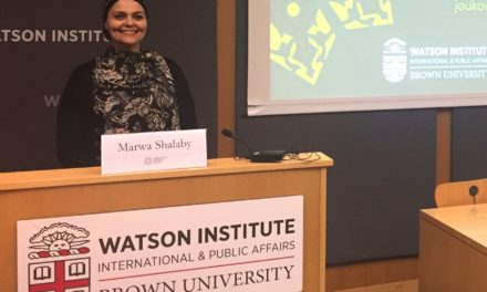 Renowned scholar Dr. Marwa Shalaby joins the University of Wisconsin – Madison