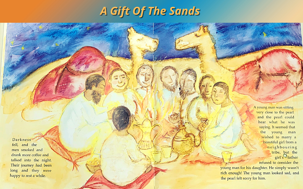 IRC Book Review: A Gift of the Sands