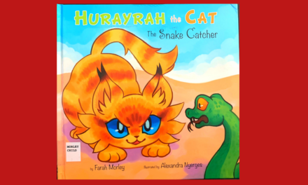 IRC Book Review: Hurayrah the Cat