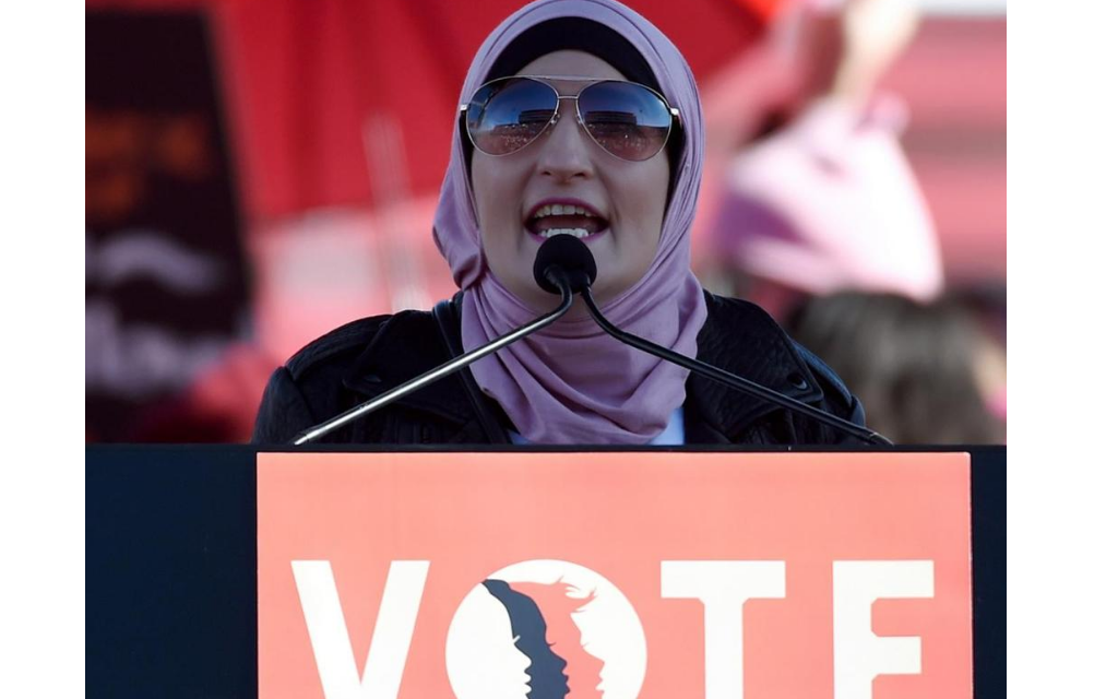 Biden campaign's attacks on Linda Sarsour alienate Muslim voters, activists say