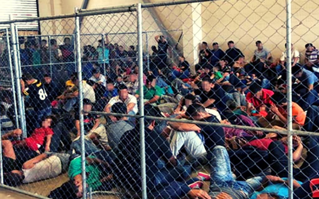 Muslims in ICE detention forced to choose between pork or rotten halal meals