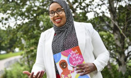 Children's book on the hijab puts Muslim girls in spotlight