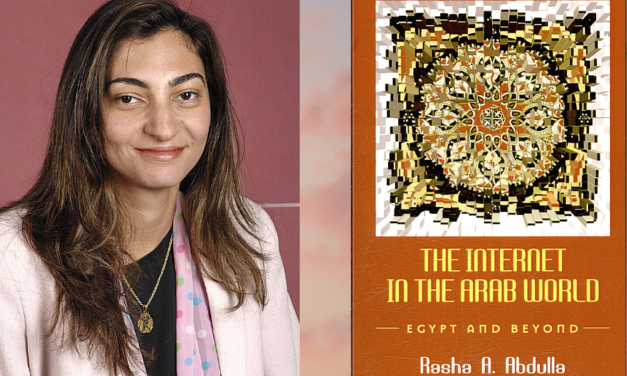 The Internet in the Arab World: Egypt and Beyond by Rasha A Abdulla