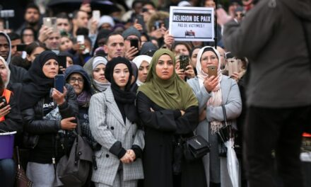France's decades-long feud over the hijab takes centre stage