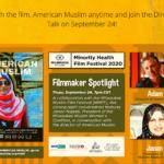 MINORITY HEALTH FILM FESTIVAL to feature  Filmmaker of American Muslim