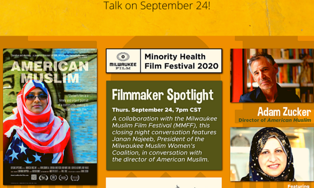 MINORITY HEALTH FILM FESTIVAL to feature  Filmmaker of American Muslim