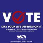 Vote On Tuesday, November 3rd.