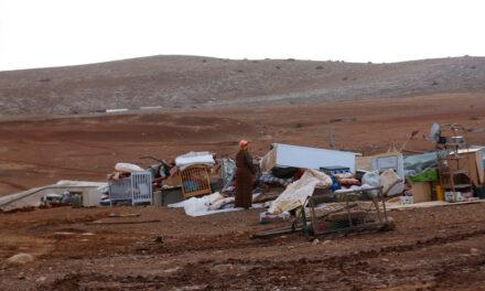 Israel razes village, leaves 41 children homeless