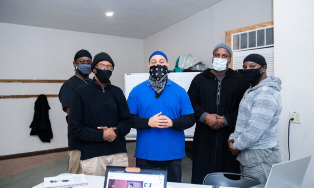 Ibrahim House Provides Safe Haven for Muslims Reentering Society