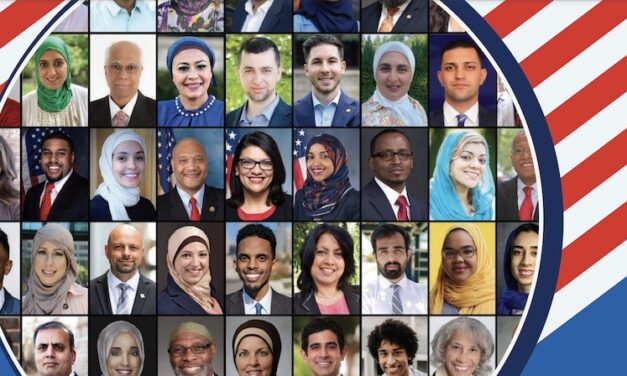 American Muslims stepping up on political platform, report finds