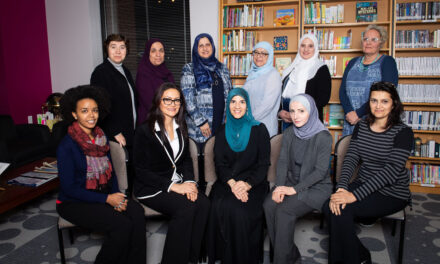 Milwaukee Muslim Women's Coalition: Showing the world who Muslim women really are for more than 25 years.