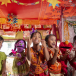 Sesame Street unveils Rohingya Muppets to help kids overcome 'unthinkable horrors'