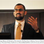 Dr. Aasim Padela – On the Frontier where faith, ethics and medicine meet