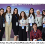 Jordanian student brings her passion for peacebuilding to Milwaukee