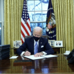 Biden signs orders to end 'Muslim ban', rejoin climate deal, WHO