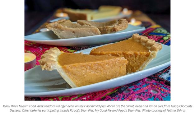 Black Muslim Food Week shines light on Bay Area restaurants, community needs