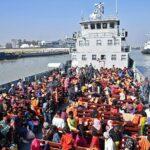 Bangladesh relocates thousands of Rohingya Muslims to remote island