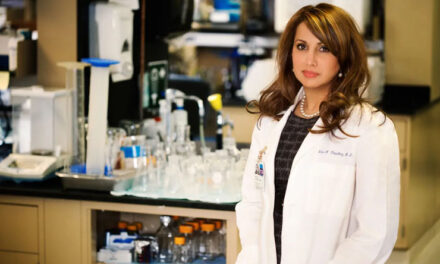 Pak-origin 'Cardiac Magician' Hina Chaudhary featured among top US cardiologists