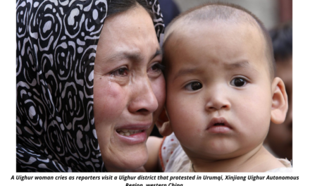Rape, torture of Muslim Uighurs in China shocks the conscience: US