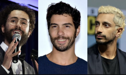 Three Muslim actors make Golden Globe history
