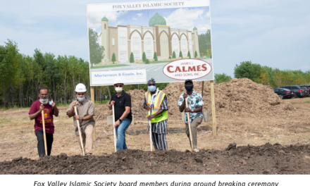 One of Wisconsin's oldest Muslim communities expects to open the doors on a new mosque this year