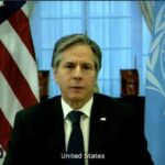 'Shame on us' if the suffering of Syrians continues, Blinken tells UN