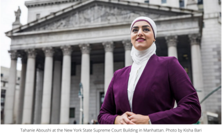 Muslim candidate for Manhattan DA runs to give victims of system a 'seat at the table'