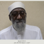 Ayyub Al-Amin—A founding father of Milwaukee's Muslim community and mentor to many