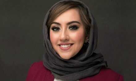The youngest Muslim elected official in the country wants you to know her name