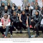 Sisterhood FC: Yasmin Abdullahi talks about the formation of a Muslim women's football team