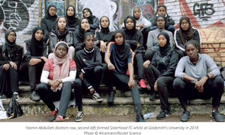 Sisterhood FC: Yasmin Abdullahi talks about the formation of a Muslim women's football team