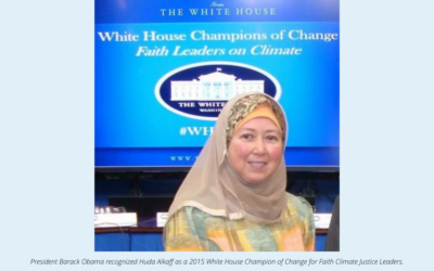 Championing the environment with Huda Alkaff and the Wisconsin Green Muslims