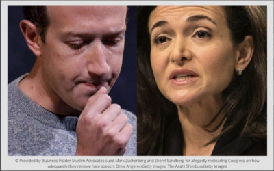 A Muslim advocacy group just sued Facebook for failing to remove hate-speech, and it's the latest example of the tech's patchwork polices that fail to crack down on Islamophobia