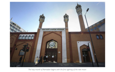 Muslim communities to observe Ramadan together after pandemic disruptions
