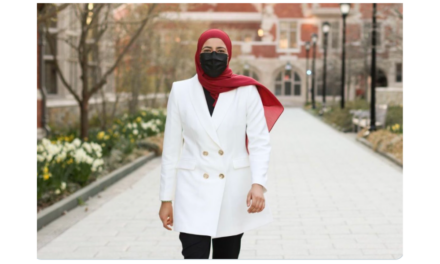 One of the USA's oldest universities elects its first Muslim student president
