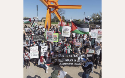 Yasmeen Atta: Compelled to take a stand on Palestine