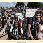 Racial reckoning is shifting US public opinion on Palestine