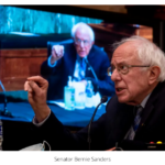 Decrying Netanyahu's 'Racist Nationalism,' Bernie Tells the Senate, 'Palestinian Lives Matter'