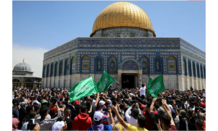 Jerusalem Unrest Exposes the Brittleness of Israeli Sovereignty over Palestinians