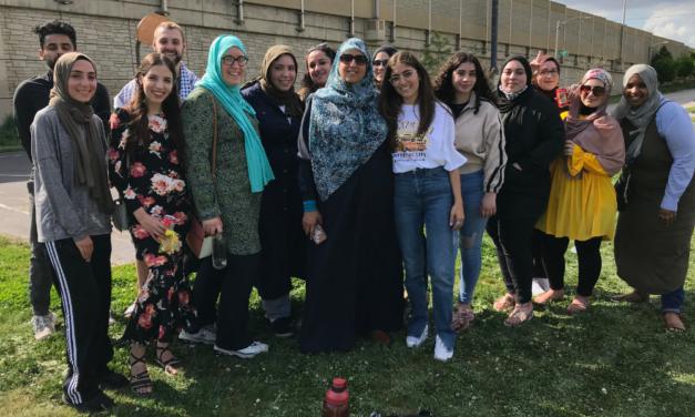 Art installation explores how Milwaukee's Muslim Community is feeling