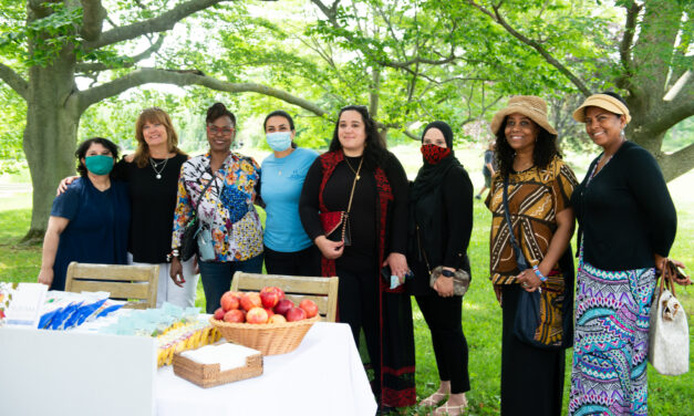 Interfaith Conference joins HOME at Lynden in unique World Refugee Day  prayer service